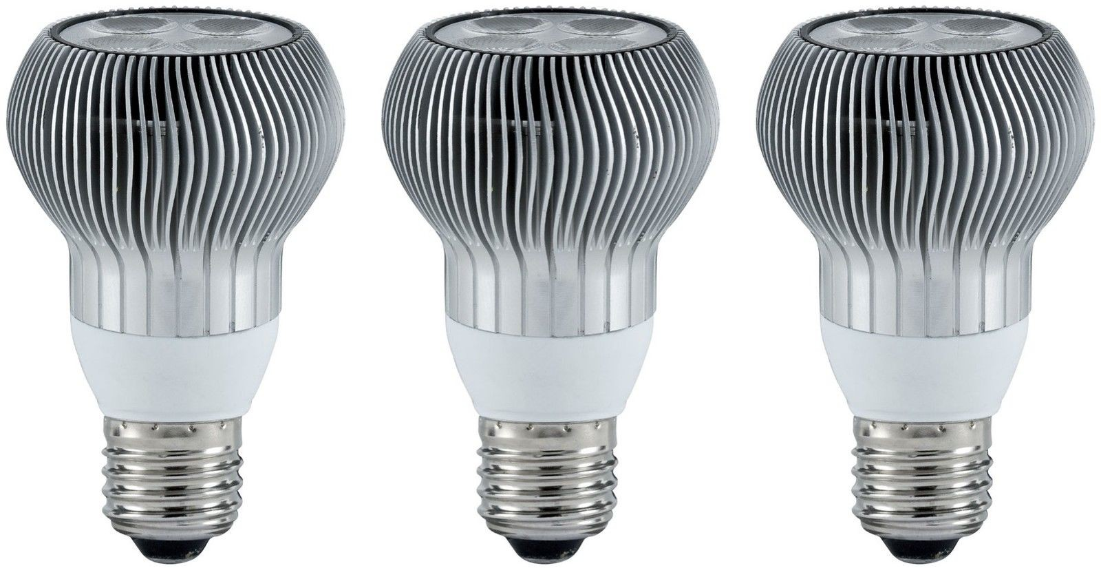 3 st ck 280 67 paulmann led leuchtmittel r63 reflektor 38. Black Bedroom Furniture Sets. Home Design Ideas