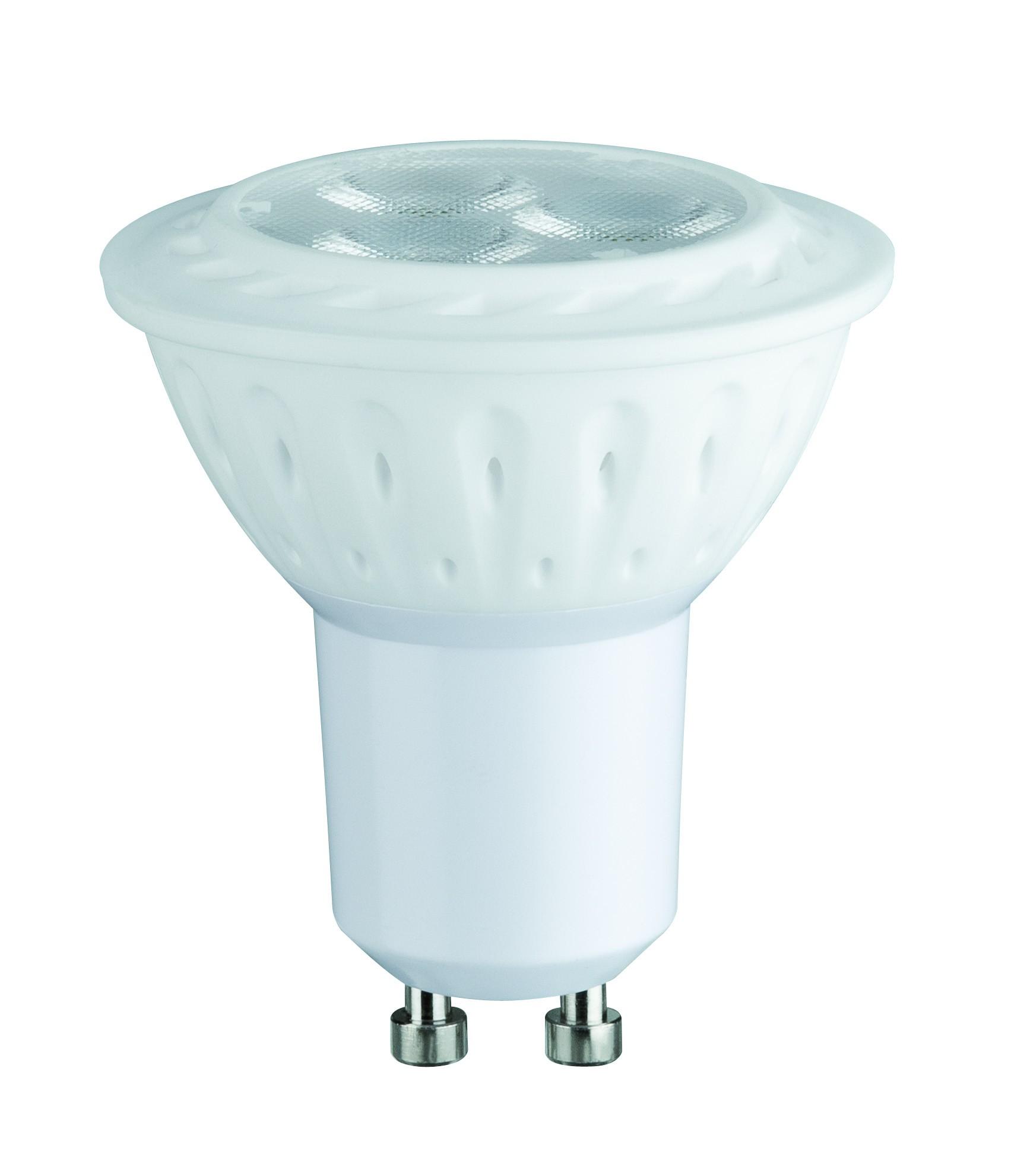 paulmann gu10 fassung led reflektor maxiflood 4w gu10 230v warmwei leuchtmittel gu10 fassung. Black Bedroom Furniture Sets. Home Design Ideas