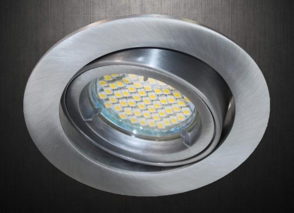 led einbauleuchten set einbauspots einbaulampen inkl led smd leuchtmittel gu10 3w ergibt 30w. Black Bedroom Furniture Sets. Home Design Ideas