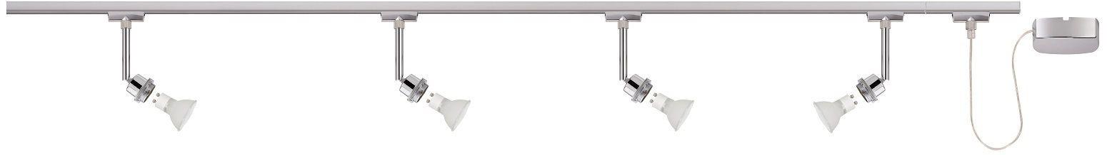 paulmann urail decosystem basis basic halogen stangensystem halogen gu10 230v. Black Bedroom Furniture Sets. Home Design Ideas